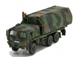 Military MAN KAT1 7t 6x6 floating bridge transporter system